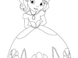 Princess Printable Princess Jasmine Printable Coloring Pages