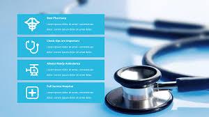 Medical Presentations Medical And Healthcare Google Slides Pitch Deck By Spriteit