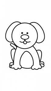 easy drawing pictures of dogs at getdrawings free for personal
