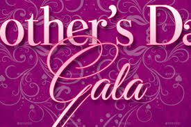 Lavender Mothers Day Gala Program Template By Godserv Graphicriver