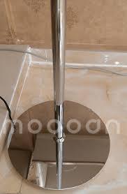 Decoratieve Transparante Wervels En Golven Glas Metalen Acqua Cil Tavolo Staande Lampm7008 Buy Decoratieve Staande Lampgolven Glazen Vloer