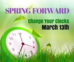 Image result for daylight savings 2016