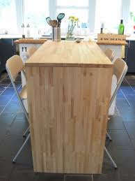 how to make a modern kitchen island from ikea countertop