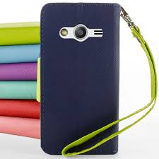 For Samsung Galaxy Ace NXT Wallet Case ...