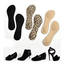 <b>1Pair</b> Cushions Pads For Women High Heels 3D <b>4D</b> Sponge Shoe ...
