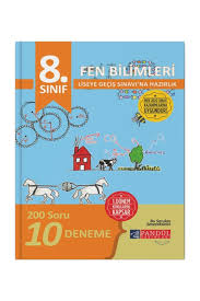 Pandül Yayınları 8.sınıf Fen Bilimleri Lgs Branş Denemeler Fiyatı, Yorumları  - TRENDYOL