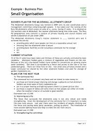 Sample Small Business Plan Small Restaurant Business Plan Pdf Plans Family Town For In India 1