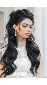 Vhodný Svadobný účes Pre Dlhé Vlasy účes