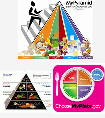 Nutrition Chart For Teens Food Pyramid For Kids And Teens