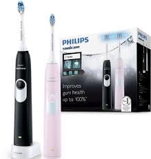 Набор электрических зубных щеток <b>Philips</b> Sonicare 2️⃣ Series ...