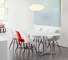 modern dining room chairs. Brilliant Modern How To Mix  Match Your Modern Dining Table And Chairs  YLiving In Room D