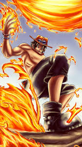 portgas d ace one piece iphone 6s wallpapers hd