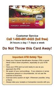 You can switch your way2go debit card for direct deposit payments to receive your #reemploymentassistance benefits. Eppicard Va Virginia Customer Service Information