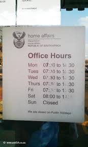 Department Of Home Affairs Centurion Contact Details