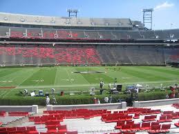 Sanford Stadium View From Lower Level 132 Vivid Seats