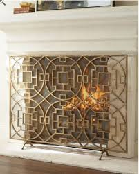 27 best fireplace screen images on cans decoration and fireplace accessories
