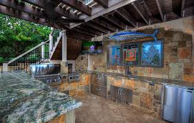 Outdoor Kitchen Designs With Pool Unique Design Inspiration