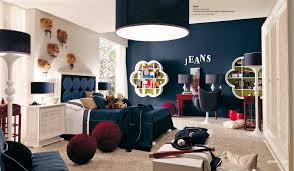 Dark Blue Bedroom Accent Wall Advice For Your Home Decoration - Dark blue bedroom