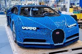 Weighing around 1,500kg, it's built pretty much solely from technic. Lego Reveals Life Size And Drivable Lego Technic Bugatti Chiron