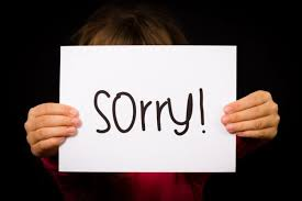 Why I Hope My Daughter Doesn't Say Sorry Impressive Sorry