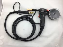 mig spool gun meter amp lincoln connection xcel arc mig spool gun 3 meter 180 amp lincoln connection xcel arc