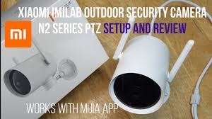 Xiaomi <b>IMILAB Outdoor</b> Security Camera <b>EC3</b> N Series PTZ N2 N1 ...