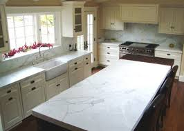 pure white glossy natural marble kitchen island honed marble countertops