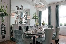 Blue Velvet Dining Room Chairs Alliancemvcom - Dining room chairs blue