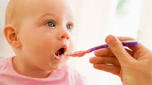 6 Month Old Baby Development Chart Baby Development At 5 6 Months Raising Children Network
