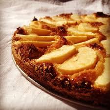 Gluten och laktosfri äppelpaj