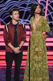 There is an element of figuring it out as we go. Zendaya And Tom Holland Pictures Popsugar Celebrity