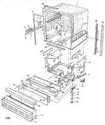 viking range model vud141 dishwasher genuine parts