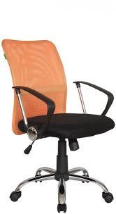 Купить <b>кресло RIVA CHAIR RCH</b> 8075 оранжево-черное в ...