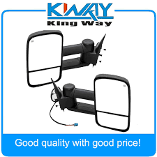 Power Heated Towing Mirrors For 2003 2006 Chevy Silverado GMC Sierra ...