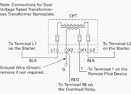 wiring a transformer diagram wiring diagrams best wiring of control power transformer for motor control circuits eep typical transformer wiring diagram control power