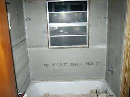 tile backer board installation best