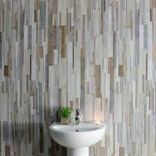 8mm wood mosaic bathroom wall panels