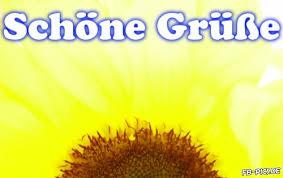 Schöne Grüße Mit Sonnenblume Kostenlose Titelbilder Und