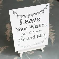 Sign Book For Wedding Wedding Card Box Guest Book White Sign Leave Your Wishes Sign And Easel
