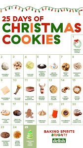 Christmas cookies are the perfect way to celebrate the holiday in 2020. 60 Easy Christmas Cookies Best Recipes For Holiday Cookies