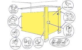 bathroom partitions hardware. Bathroom Partitions Hardware