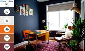 A Moody Man Cave Office Reveal The Golden Girl