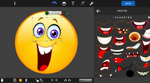 design your own with the pizap emoji maker
