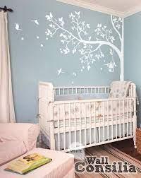 tree wall decal nursery wall decor
