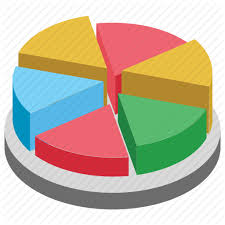 Svg 3d Pie Chart Graphs And Charts By Vectors Market