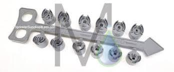 Toro T5 Rapid Set Gear Drive Rotors