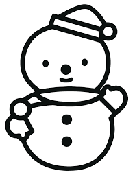 Small Picture Free Printable Snowman Coloring Pages H M Coloring Pages