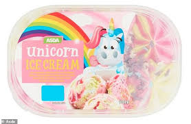 Shoppers Are Raving About Asdas New Unicorn Ice Cream