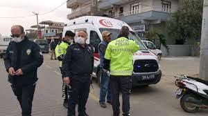 Nazilli'de kaza: 1 yaralı - Aydın Haberleri - Aydın Ses Gazetesi