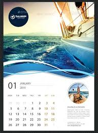 Calendar Sample Design Interesting Best Calendar Templates To Print Free Premium Template Wall Layout